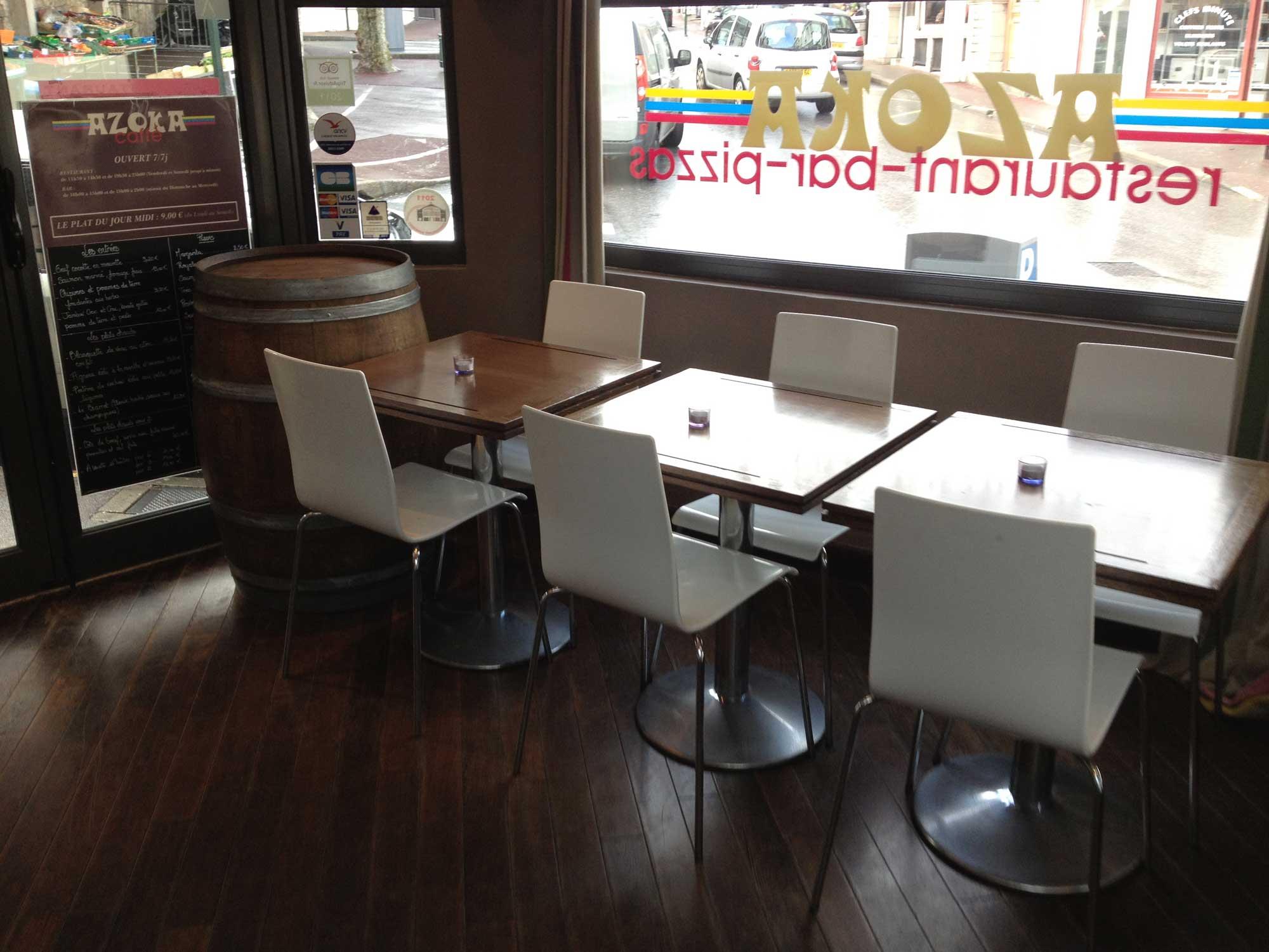 Chr Immo - Azoka Café
