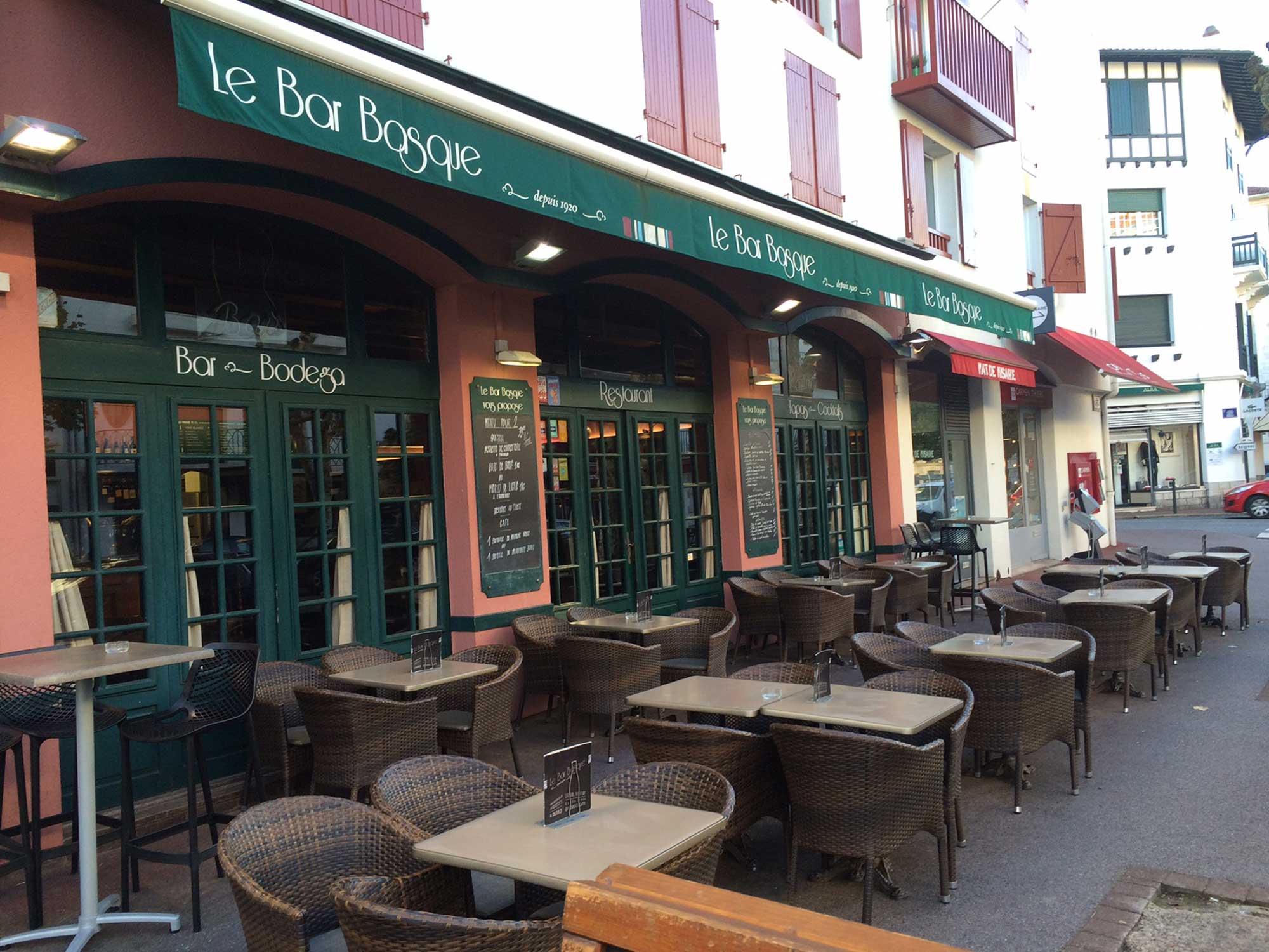 Chr Immo - Le Bar Basque