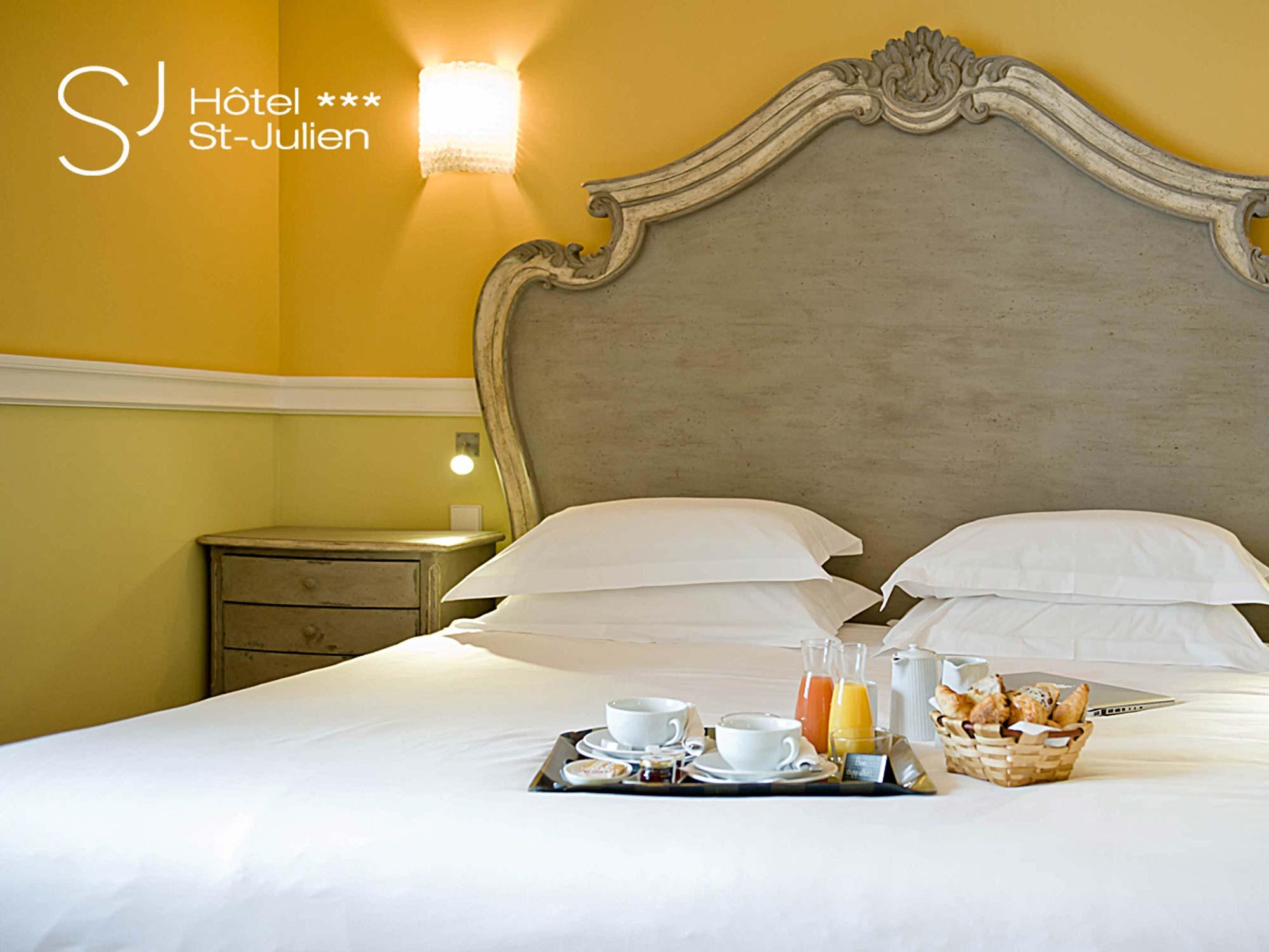 Chr Immobilier - Hotel Saint Julien *** Biarritz