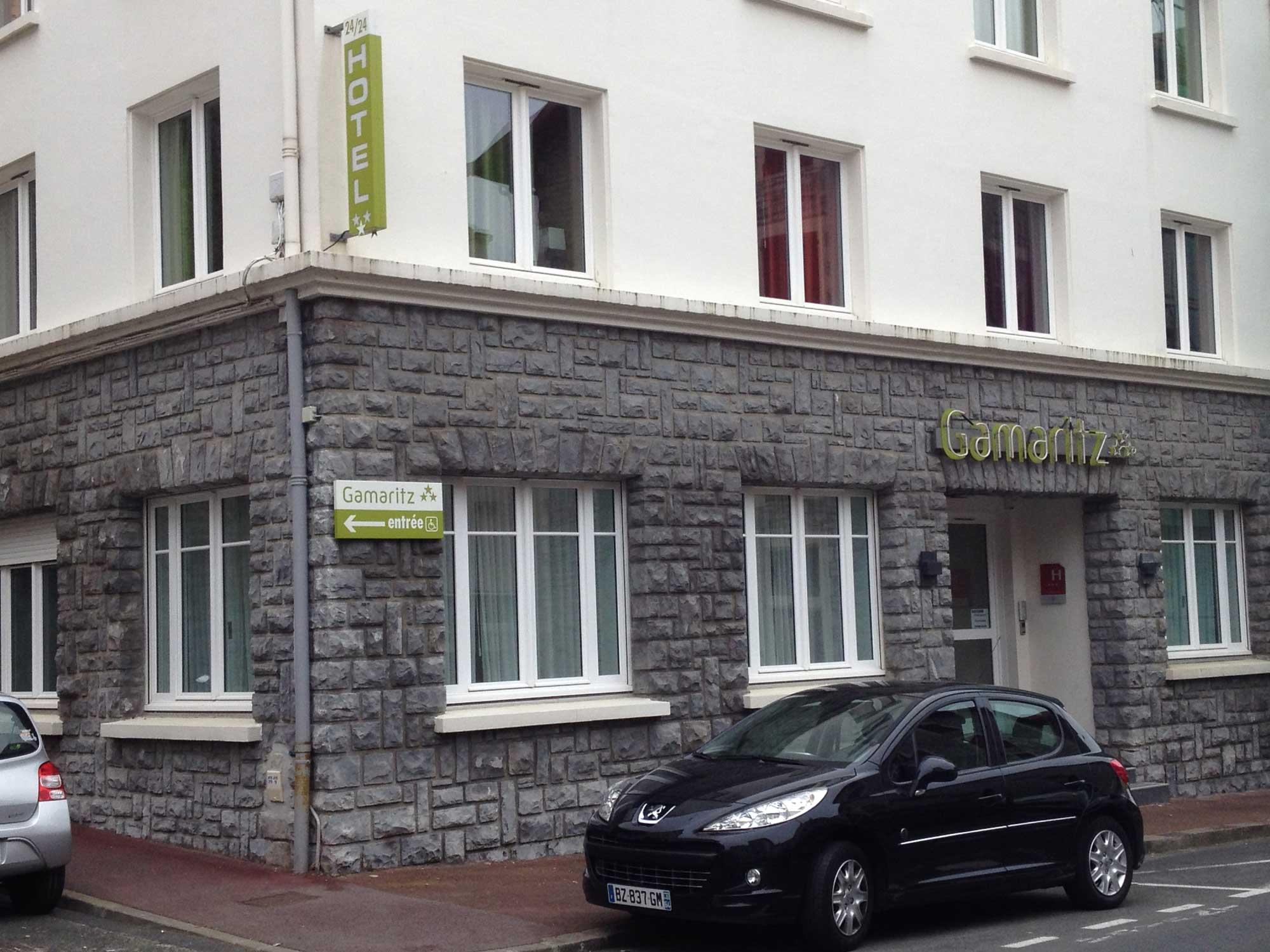 Chr Immo - Hôtel*** Le Gamaritz
