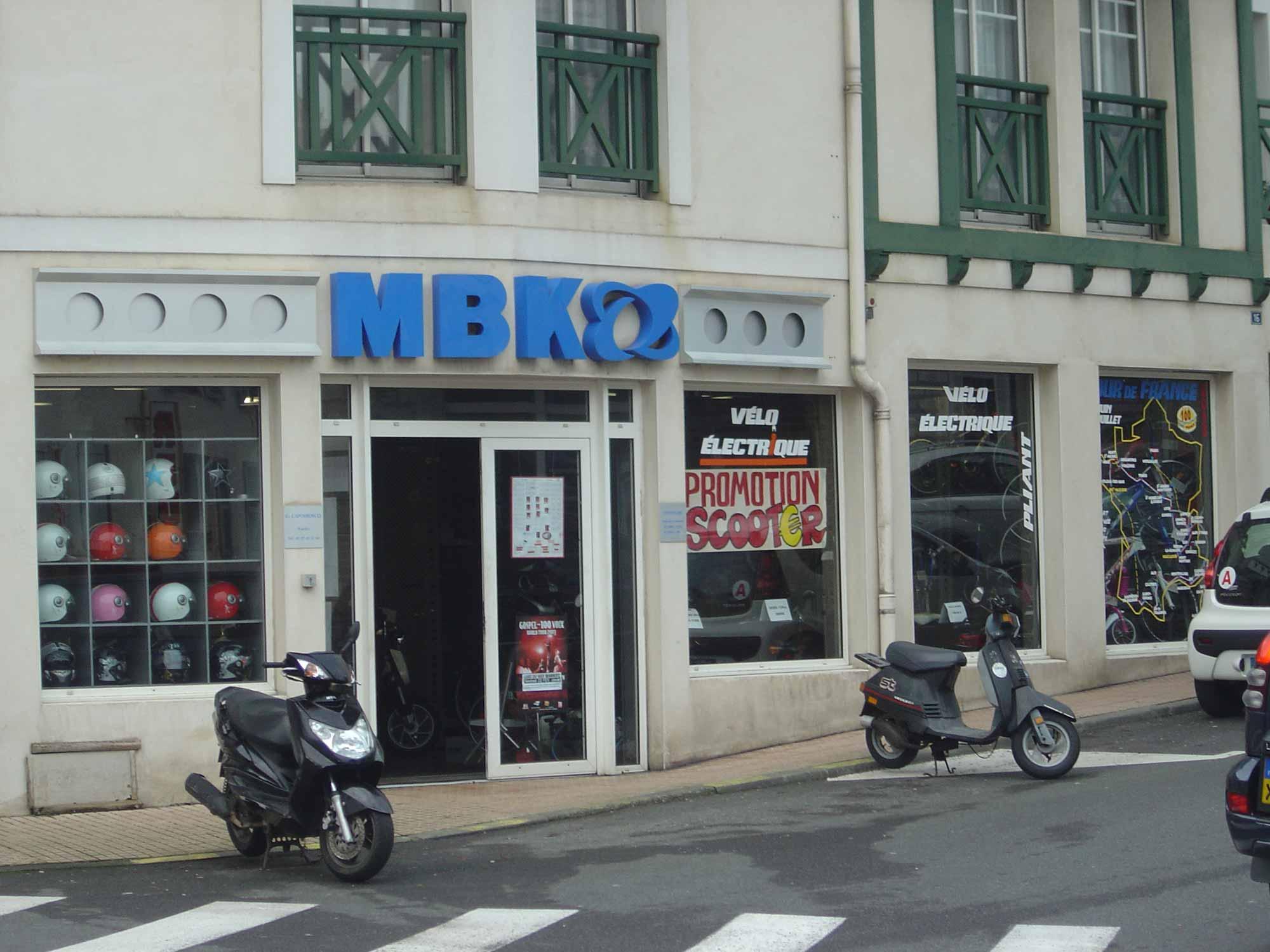 Chr Immo - MBK